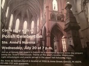 St. Ann's Poster (2)